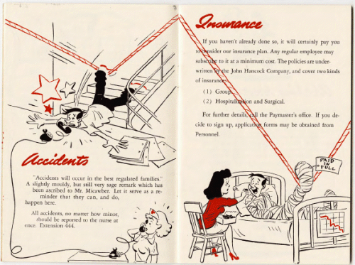The ropes at disney 1943 walt disney employee handbook brain pickings disneys effort to craft an image of an informal irreverent fun employer who seeks to maintain a friendly relationship between company and employee publicscrutiny Choice Image