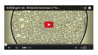 Six Famous Thought Experiments, Animated in 60 Seconds Each