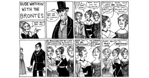 Hark! A Vagrant: Witty Comics about Historical & Literary Figures