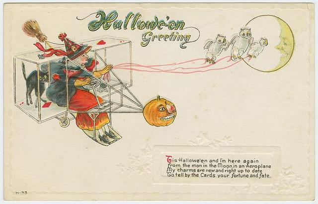 25+ Vintage Halloween Images Public Domain PNG