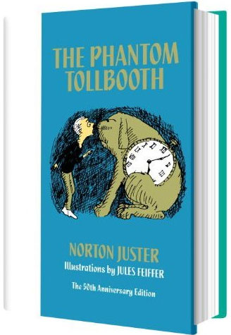 Secrets of The Phantom Tollbooth: Norton Juster and Jules Feiffer on Creativity, Anxiety, and Failure