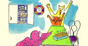 The Little Red Hen: Andy Warhol's Pre-Pop 1958 Children's Illustration
