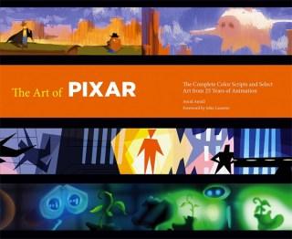 The Art of Pixar: Behind the Scenes of 25 Years of Beloved Animation