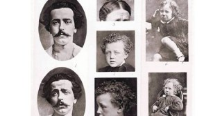 How Darwin's Photographic Studies of Human Emotions Changed Visual Culture