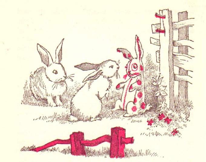 velveteen rabbit analysis