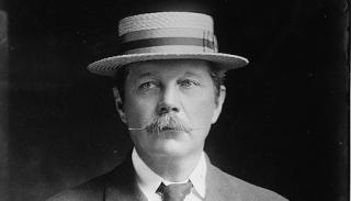 The Strange Friendship of Arthur Conan Doyle and Harry Houdini
