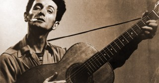 """Dream Good"": Woody Guthrie's New Year's Resolution List, 1942"