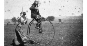 Glorious Vintage Photos of Early Australian Bike Culture from the Beginning of the 20th Century