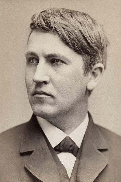 Thomas Edison, Power-Napper: The Great Inventor on Sleep and Success