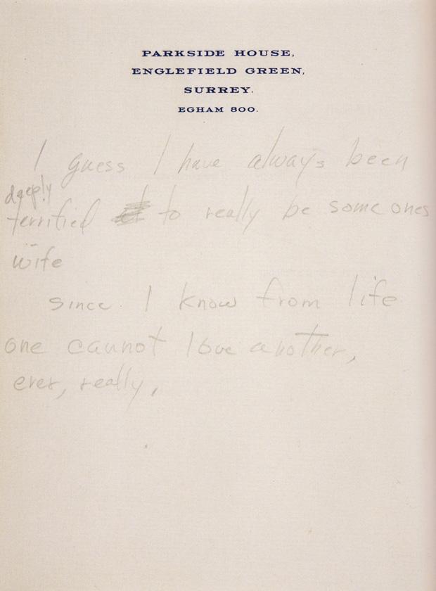 Hemingway Love Poems 6