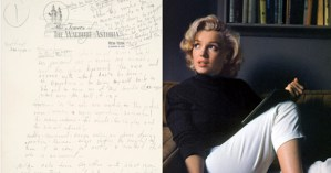 Marilyn Monroe's Unpublished Poems: The Complex Private Person Behind the Public Persona