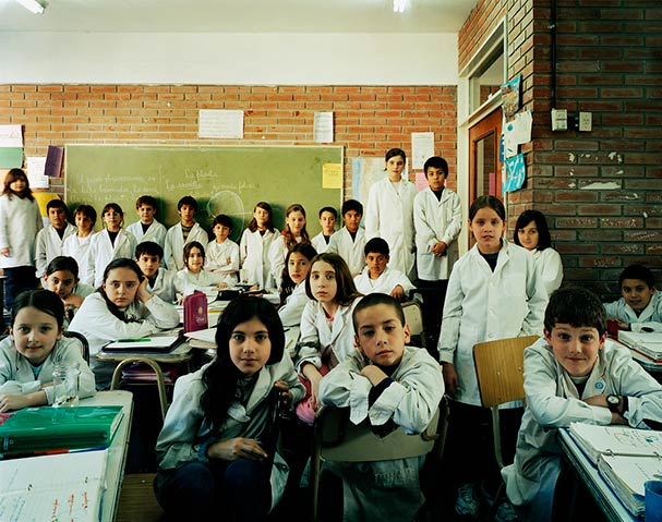 Argentina natural science class