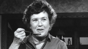 A Lesson in Entrepreneurship, Perseverance and Publishing from Iconic Chef Julia Child