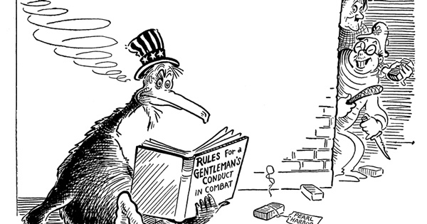 Dr Seuss S World War II Political Propaganda Cartoons