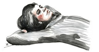 Susan Sontag on Love: Illustrated Diary Excerpts