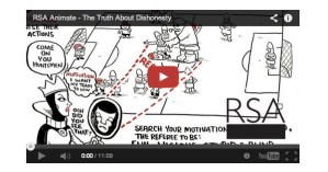 Dan Ariely on the Truth About Dishonesty, Animated