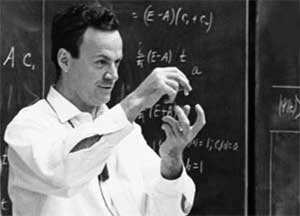 Richard Feynman On The One Sentence To Be Passed On To The Next Generation