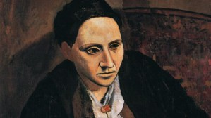 Gertrude Stein on Understanding and Joy: Rare 1934 Radio Interview
