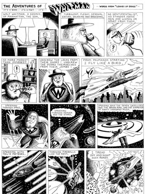 The Best Graphic Novels and Graphic Nonfiction of 2012