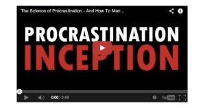 The Science of Procrastination and How to Manage It, Animated