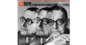 T. S. Eliot on Idea Incubation, Inhibition, and the Mystical Quality of Creativity, Plus a Rare Reading