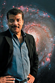 Neil deGrasse Tyson on Intelligent Design as a Philosophy of Ignorance