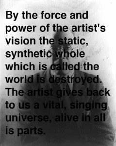 Henry Miller on Creative Death
