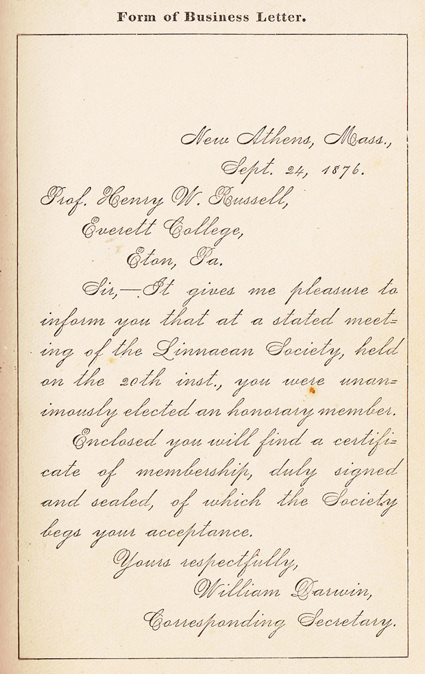 How to Write Letters: A 19th-Century Guide to the Lost Art of 60