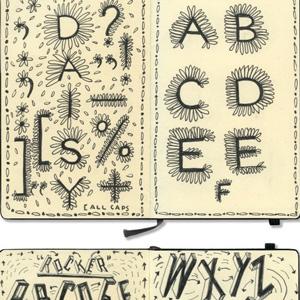 Moleskine Detour: Inside Beloved Creative Icons' Notebooks