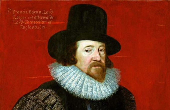 complete essays francis bacon One of the major political figures of his time, sir francis bacon (1561-1626)  served in the court of elizabeth i and ultimately became lord chancellor under.