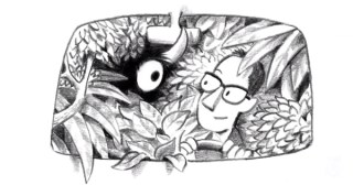 Terry Gross's Moving Maurice Sendak Interview, Illustrated by Christoph Niemann