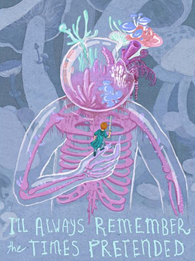 Illustrated Six Word Memoirs By Students From Grade School To Grad