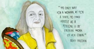 The Feminine Mystique Half a Century Later