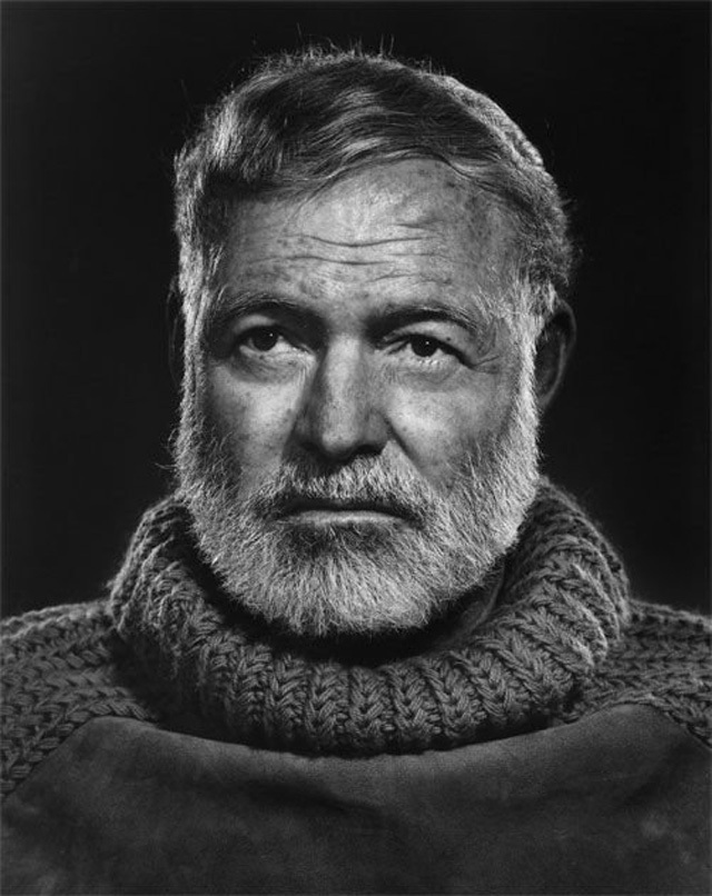 Top 10 Writing Tips From Ernest Hemingway, God Bless Him – boy with a hat CF57