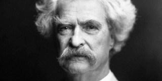 Mark Twain's Fan Mail