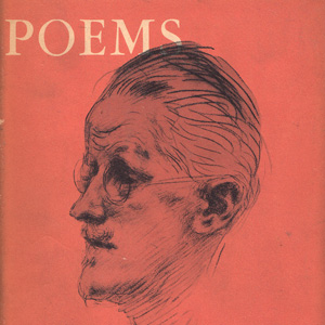 Three Poems by James Joyce
