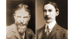 In Which Bertrand Russell and George Bernard Shaw Collide on Their Bicycles