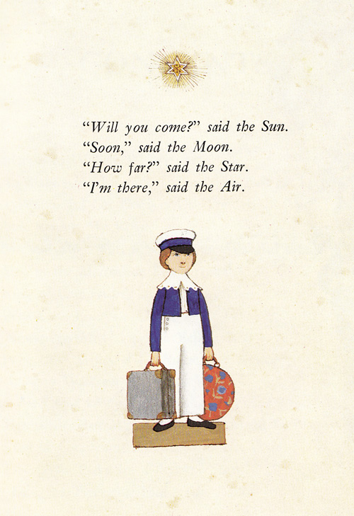 A Visit to William Blake's Inn: Vintage Illustrated Verses for ...
