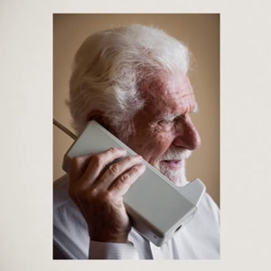 Meet Marty Cooper, Inventor of the Cell Phone