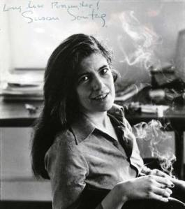 Susan Sontag's List of Rules and Duties for Being 24