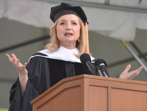 Arianna Huffington on Redefining Success: 2013 Smith College Commencement Address