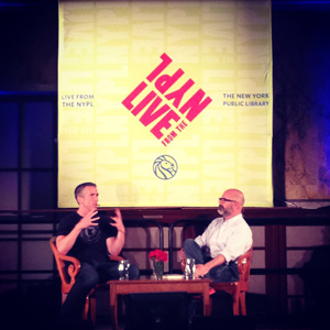 Remoralizing Marriage: Dan Savage in Conversation with Andrew Sullivan at NYPL
