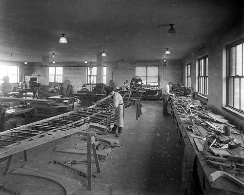 Gorgeous Blackandwhite Photos Of Vintage Nasa Facilities Brain