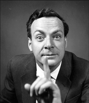 The Beautiful and Frightening Experience of How Science Is Done: Richard Feynman's Letter to James Watson about <em>The Double Helix</em>