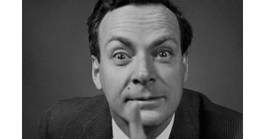 Richard Feynman on Good and Evil, the Zen of Science, and His Lovely Prose Poem About the Glory of Evolution
