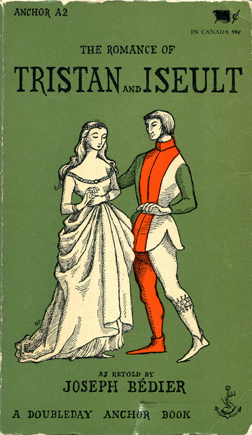 the romance of tristan and iseult essays