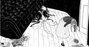 If Gorey and Sendak Had Illustrated Kafka for Kids