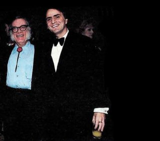 Isaac Asimov's Fan Mail to Young Carl Sagan