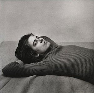 Susan Sontag's Bulletpointed Bodily Self-Portrait