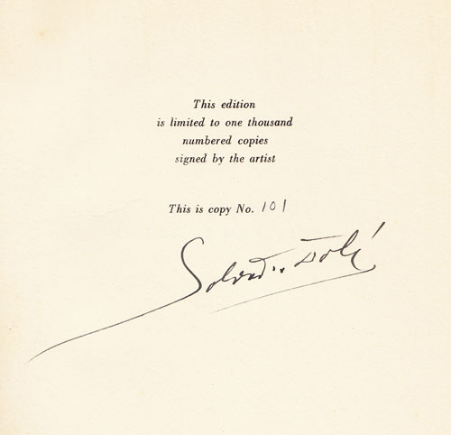 salvador dal atilde shy illustrates montaigne sublime surrealism from a salvador dalatildeshy illustrates montaigne sublime surrealism from a rare 1947 limited edition signed by dalatildeshy